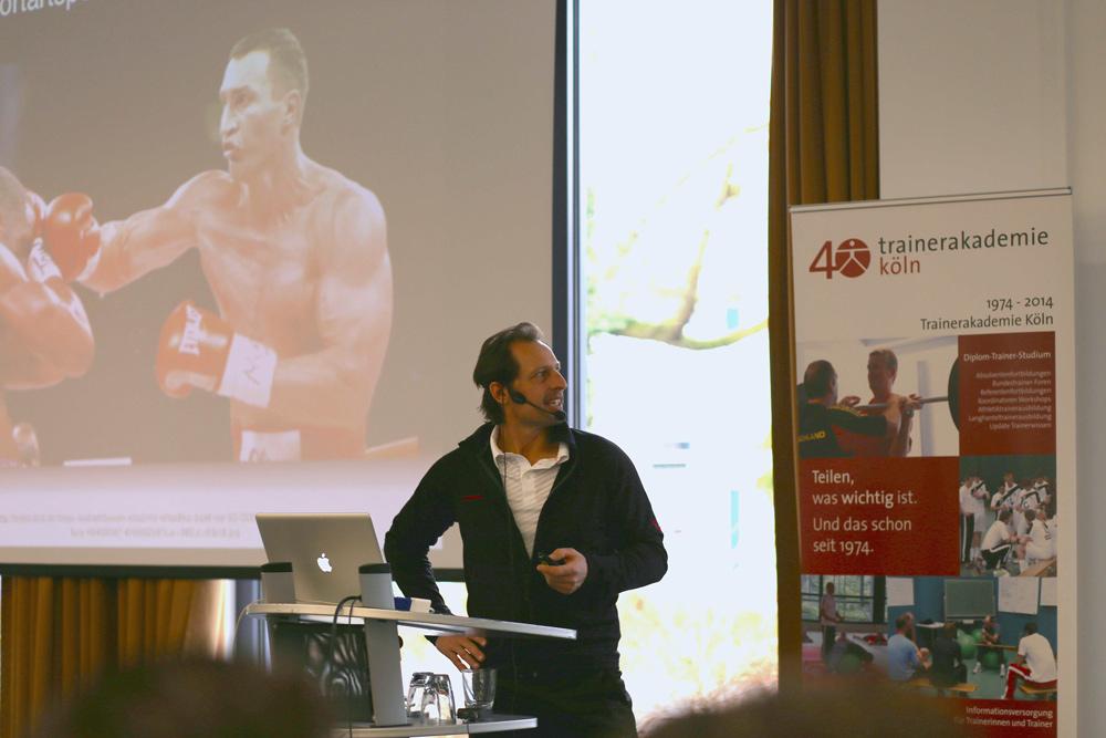 Vortrag - Fitness Summit - Funktionelles Krafttraining im Golfsport - DGV - Seminare - Workshops und Fortbildungen von Christian Neumaier