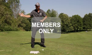 Die Schlagfläche - Golf anfangen mit Christian Neumaier