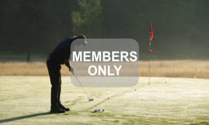 Putten - Golf anfangen mit Christian Neumaier