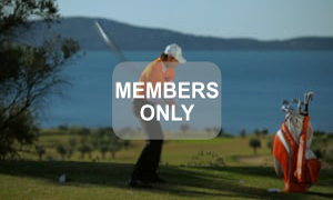 Zum Schluss Golf Krafttraining mal anders Christian Neumaier