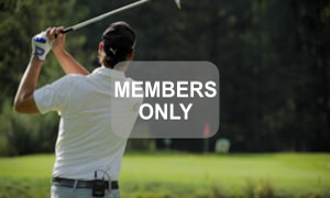 Sicher ankommen - Golf anfangen mit Christian Neumaier