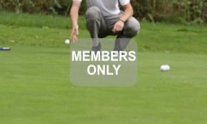 Grün lesen - Golf anfangen mit Christian Neumaier