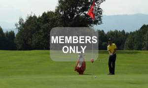 Beugen und Halten - Golf - Chippen - Der ideale Treffmoment gezielt trainiert von Christian Neumaier