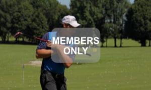 Was ist Schulterrotation? Golftraining mit Christian Neumaier