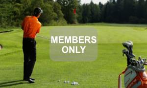 Was ist ein Chip - Golf -Chippen -Der ideale Treffmoment gezielt trainiert von Christian Neumaier