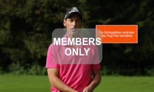Rückwärtsdrall - Golf - Chippen - Der ideale Treffmoment gezielt trainiert von Christian Neumaier