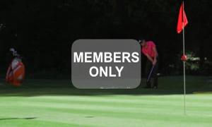 Schlägerwechsel - Golf - Chippen - Der ideale Treffmoment gezielt trainiert von Christian Neumaier