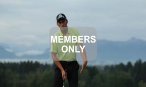 Linker Arm - Golf - Chippen - Der ideale Treffmoment gezielt trainiert von Christian Neumaier