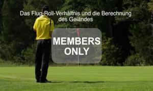 Flug-Roll-Verhältnis - Gelände - Golf - Chippen - Der ideale Treffmoment gezielt trainiert von Christian Neumaier
