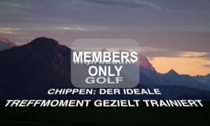 Impressum - Golf - Chippen - Der ideale Treffmoment gezielt trainiert von Christian Neumaier