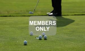 Gute Chiptechnik - Golf - Chippen - Der ideale Treffmoment gezielt trainiert von Christian Neumaier