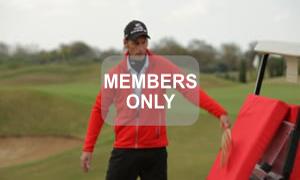 Arm-Smash Golf Krafttraining mal anders von Christian Neumaier
