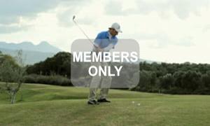 Armstreckung Golf Krafttraining mal anders von Christian Neumaier