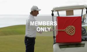 Handklopfer Golf Krafttraining mal anders von Christian Neumaier