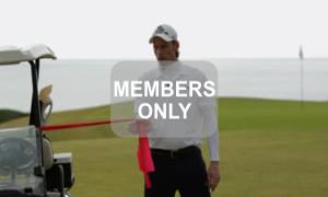 Handzug Golf Krafttraining mal anders von Christian Neumaier
