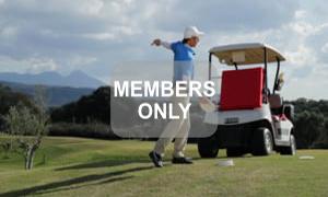 Linksausleger Golf Krafttraining mal anders von Christian Neumaier