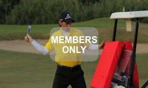 Oberarmrotation Klopfer Golf Krafttraining mal anders von Christian Neumaier