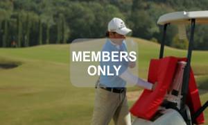 Punch-Widerstand Golf Krafttraining mal anders von Christian Neumaier