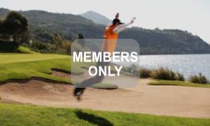 Standweitsprung Golf Krafttraining mal anders Christian Neumaier