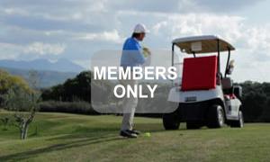 Tennisballwurf Golf Krafttraining mal anders von Christian Neumaier