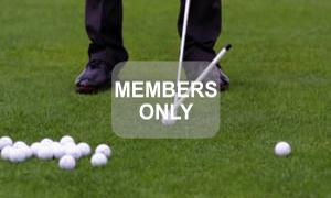 Flug-Roll-Verhältnis - Golf - Chippen - Der ideale Treffmoment gezielt trainiert von Christian Neumaier