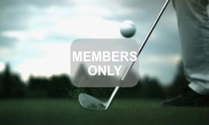 Eintreffwinkel - Golf - Chippen - Der ideale Treffmoment gezielt trainiert von Christian Neumaier