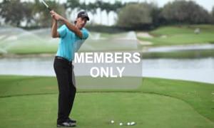 Armverschiebung und Streckung - Golf - Funktionen verstehen und gezielt trainieren