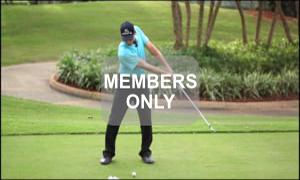 Armverschiebung - Golf - Funktionen verstehen und gezielt trainieren