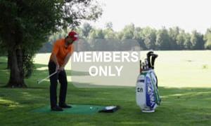 Kontrolle mit Links - Golf verstehen - Golftraining mit Christian Neumaier