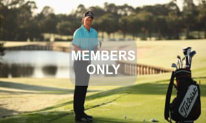 Rechte Hand - Golf - Chippen - Der ideale Treffmoment gezielt trainiert von Christian Neumaier
