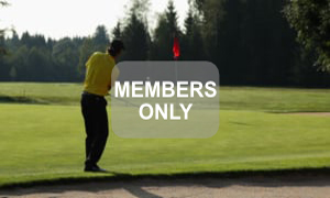 Hockey-Griff - Golf - Chippen - Der ideale Treffmoment gezielt trainiert von Christian Neumaier