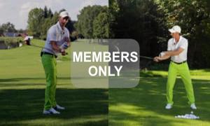 Handrichtung für mehr Länge - Golfbewegung verstehen - Golftraining mit Christian Neumaier