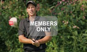 Armschleuder für mehr Länge - Longhitter werden - Golftraining mit Christian Neumaier