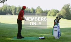 Nach Vorne - Golf verstehen - Golftraining - Golf lernen mit Christian Neumaier