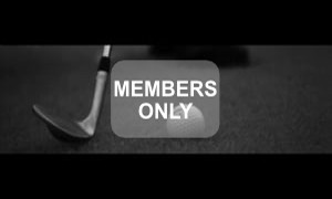 Lob - Slow Motion - Mikrotron Highspeed Kamera - Golftraining mit Christian Neumaier