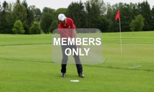 Optimaler Ballkontakt - Golf verstehen - Golftraining mit Christian Neumaier
