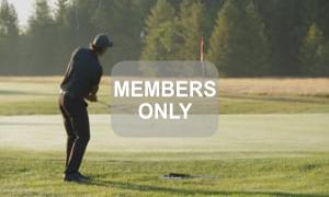 Die Annäherung - Golf anfangen mit Christian Neumaier