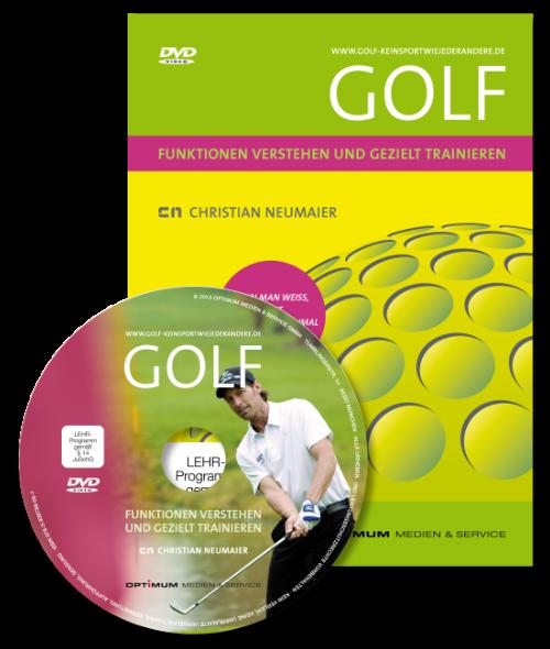 DVD-GOLF-Funktion verstehen und gezielt trainieren von Christian Neumaier
