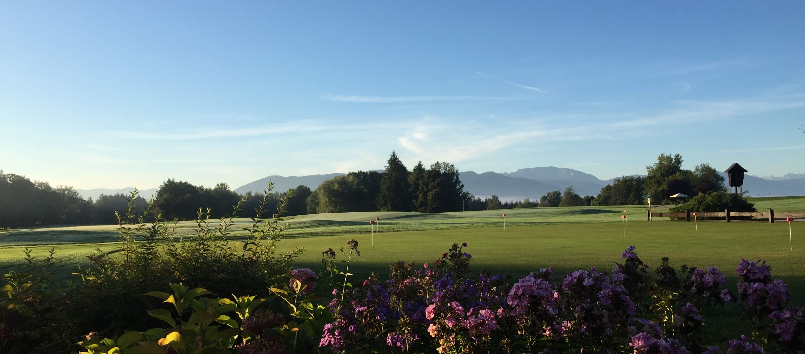 Golfclub Beuerberg - eine der schönsten Golfanlagen Deutschlands