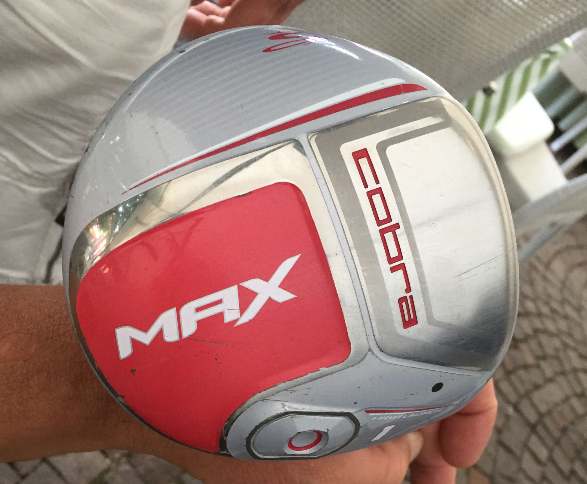 Driver Cobra Max 15° Golfschläger