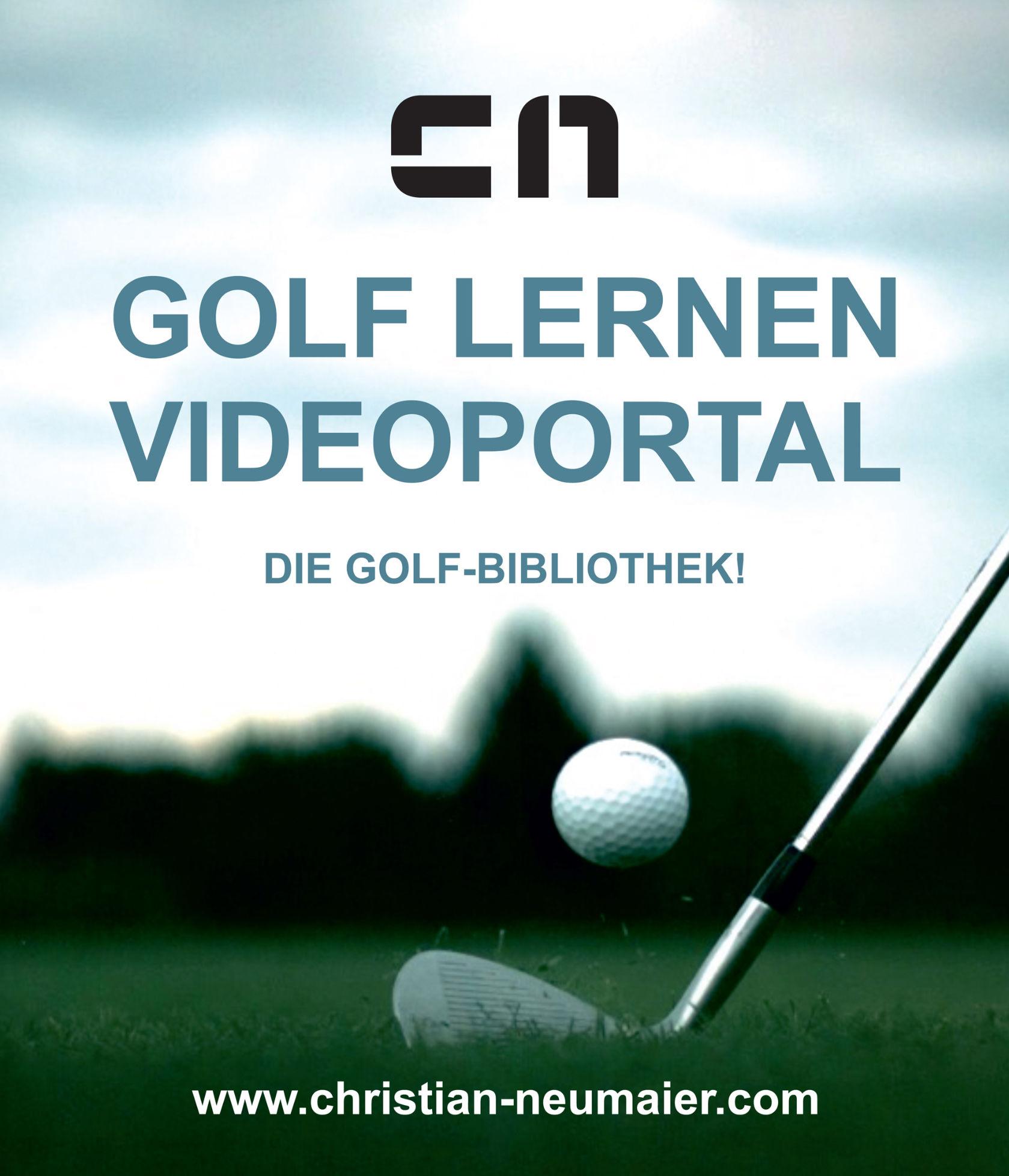 Golf lernen Videoportal - Christian Neumaier