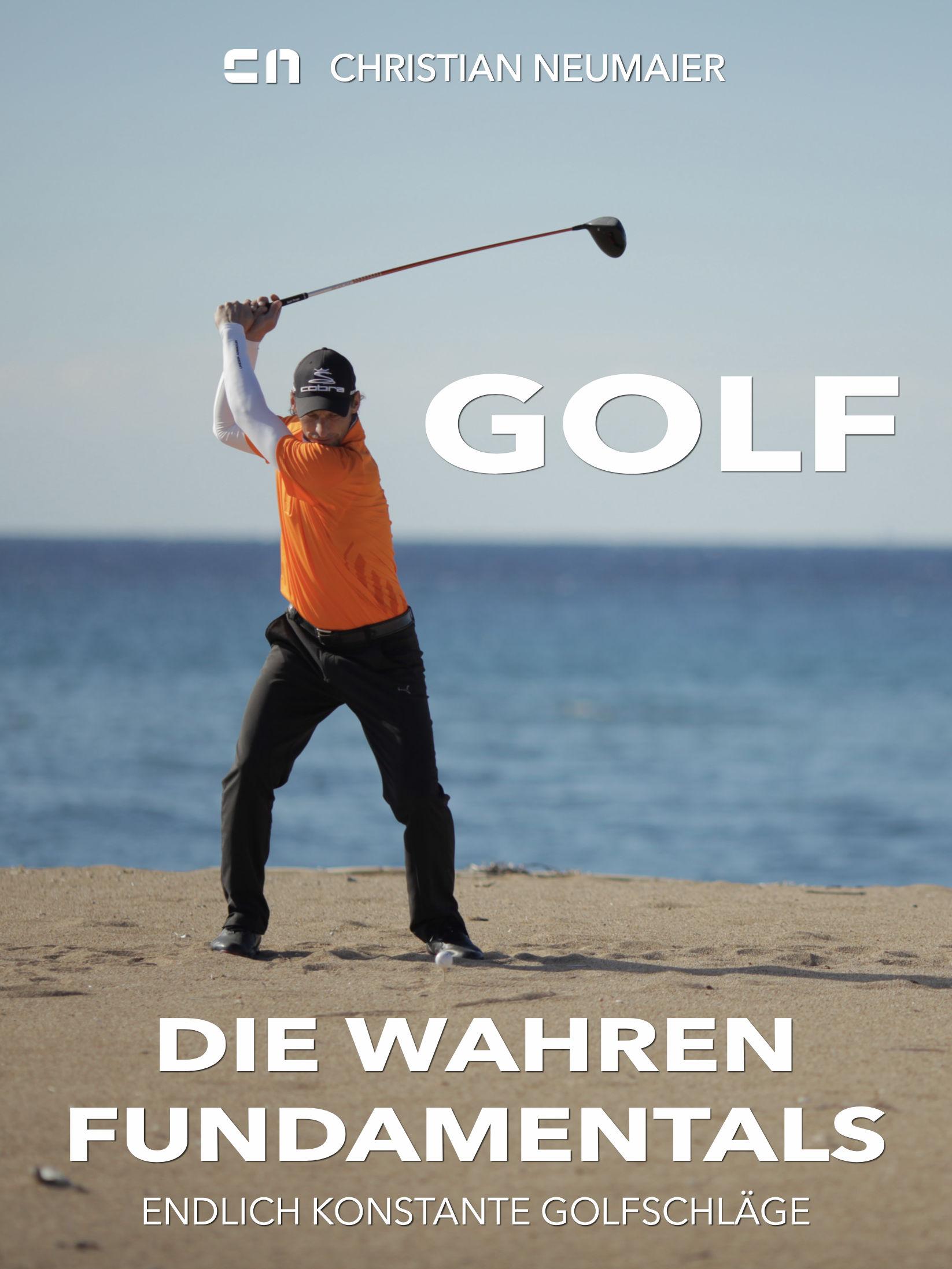 Golfbuch Ebook GOLF – DIE WAHREN FUNDAMENTALS