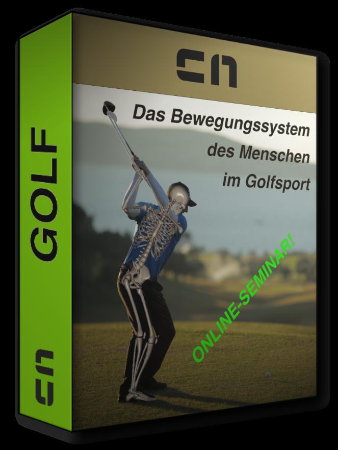 Das Bewegungssystem des Menschen im Golfsport - Christian Neumaier - CN