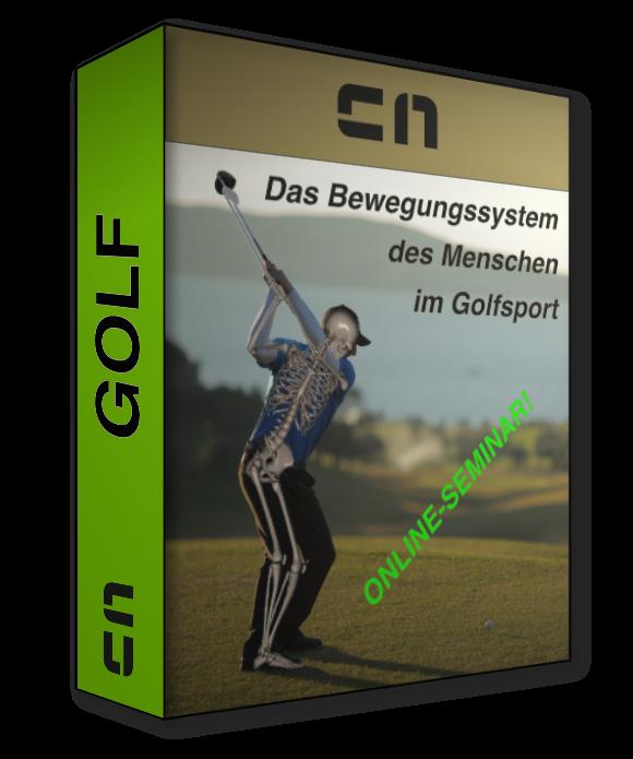 Das Bewegungssystem des Menschen im Golfsport - Online-Seminar Christian Neumaier
