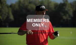 Golf lernen - Fairwayholz