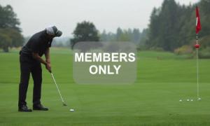 Golf lernen - Putten - Längenkontrolle