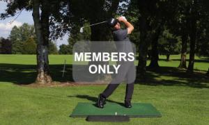 Linksdrallanzeichen - Golf lernen - Nie wieder Hook