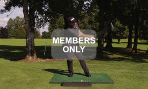 Golf lernen - Rechtsdrallanzeichen - Nie mehr Slice