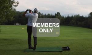 Golf lernen - Weicher Rhythmus