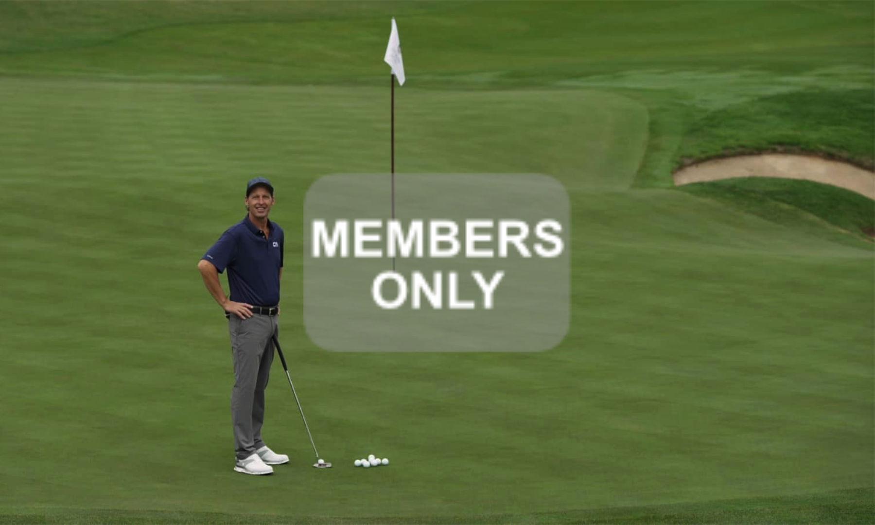 Golf lernen Videoportal – Golf spielen lernen – Putten - Golftechnik